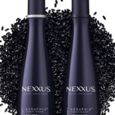 Free Nexxus Keraphix Samples