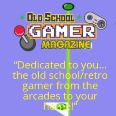 Free Old School Gamer Magazine Issue