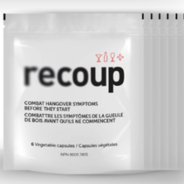Free Recoup Hangover Relief Samples