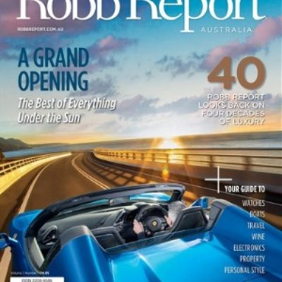 Free Robb Report Magazine Subscription