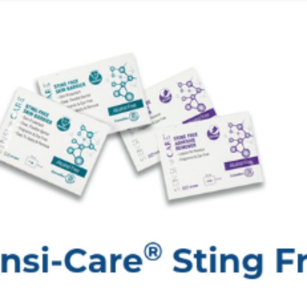 Free Sensi-Care Sting Free Wipes
