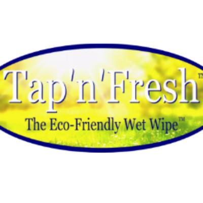 Free Tap'n'Fresh Wet Wipe Samples