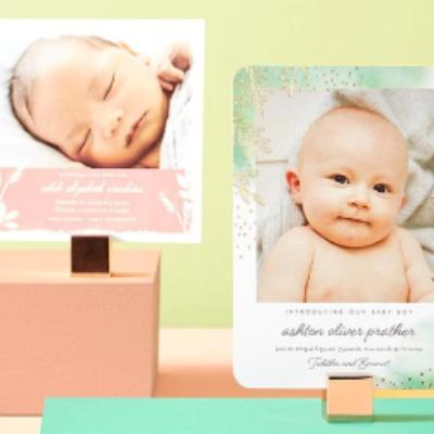 Tiny Prints: 10 Free Cards