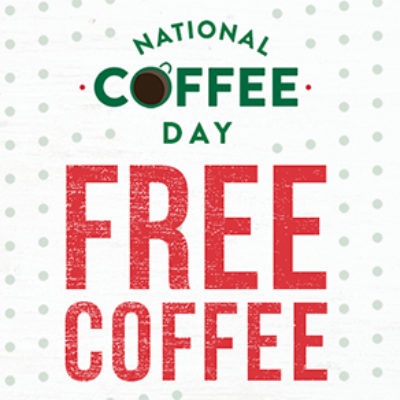 Krispy Kreme: Free Coffee - Sep 29th