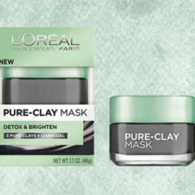 Free L'Oreal Facemask