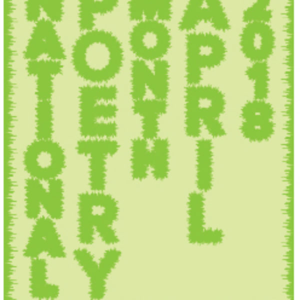 Free Poetry Month Poster