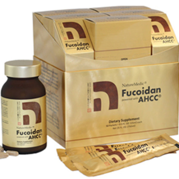 Free NatureMedic Fucoidan Samples