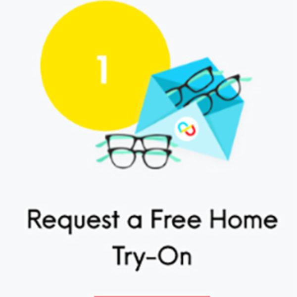 Pair Eyewear: Free Home Try-On Kit