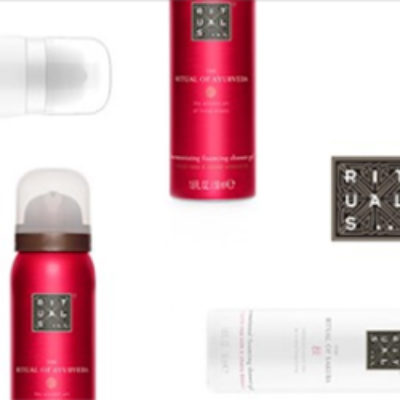 Free Ritual Cosmetics Shower Gel Samples