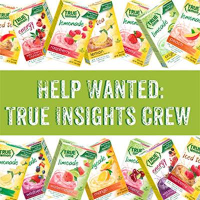 True Insights Crew Product Testing