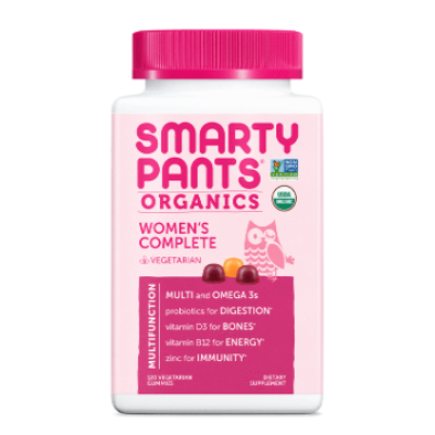 Free SmartyPants Vitamins Samples