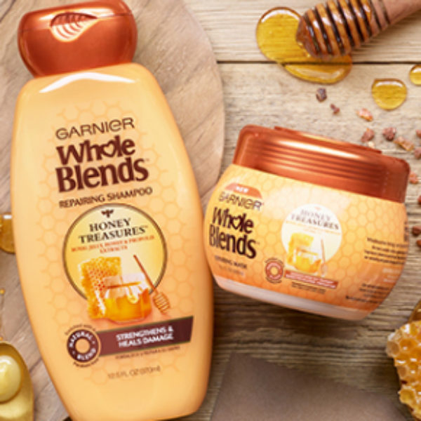 Free Whole Blends Hair Mask Sample