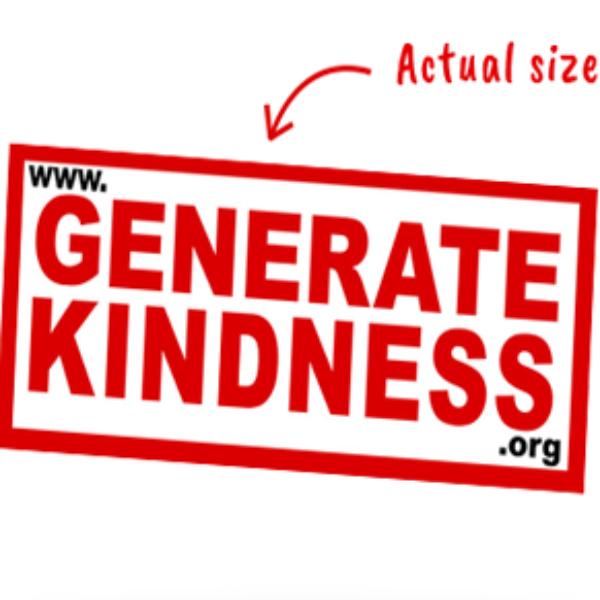 Free Generate Kindness Stickers