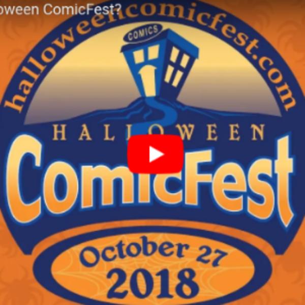 Free Halloween Comic