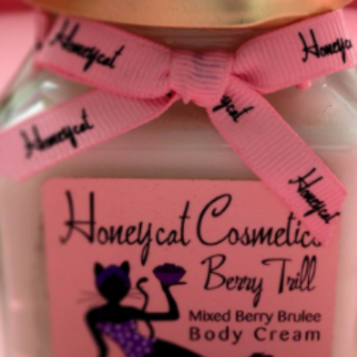 Free Honeycat Cosmetics Sample
