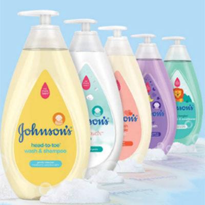 Free Johnson's Shampoo Samples