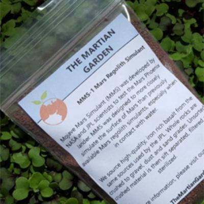 Free Martian Garden Samples