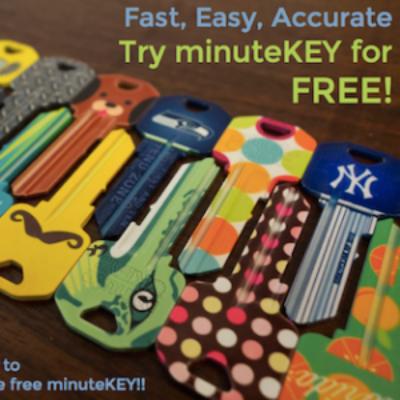 Free MinuteKey Key