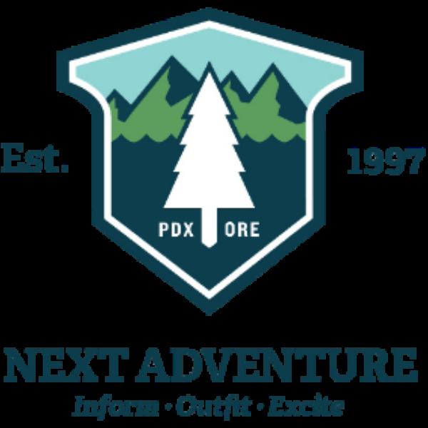 Free Next Adventure Sticker
