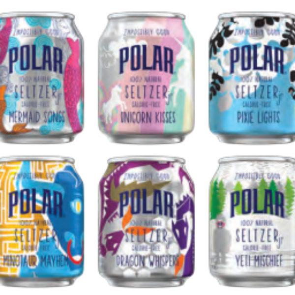 Free Polar Seltzer Jr 6-Pack W/ Coupon
