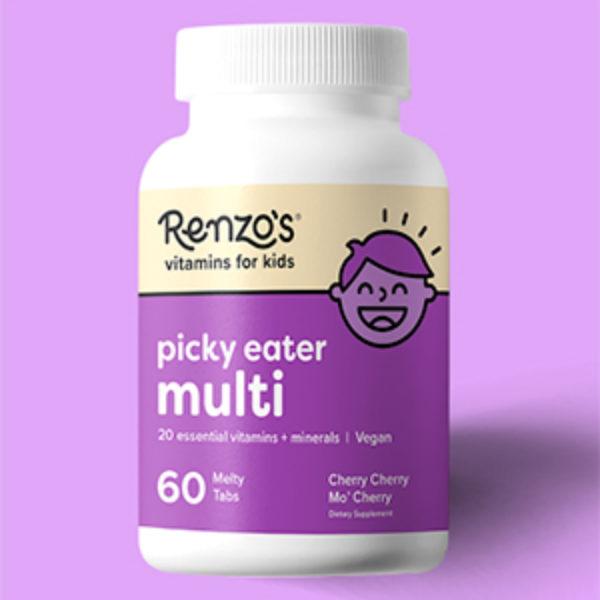 Free Renzo's Vitamins for Kids