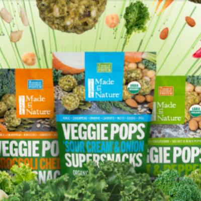 Free Veggie Pops Samples