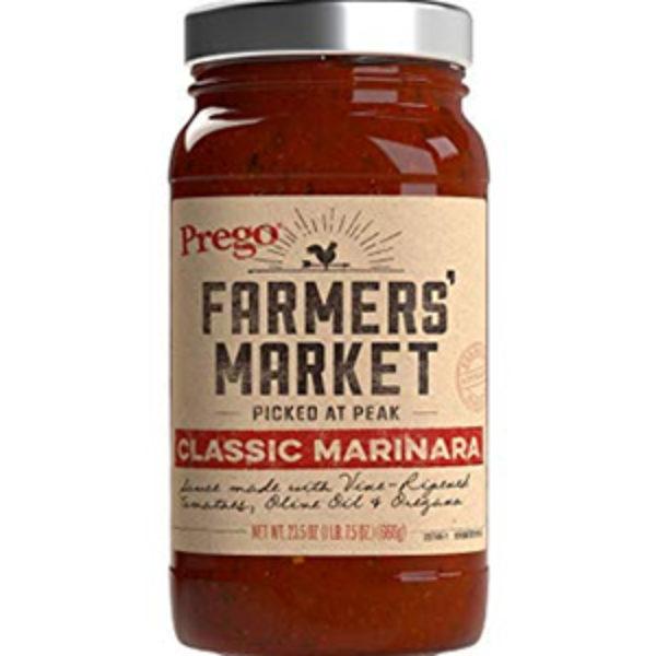 Prego Farmers' Market Coupon