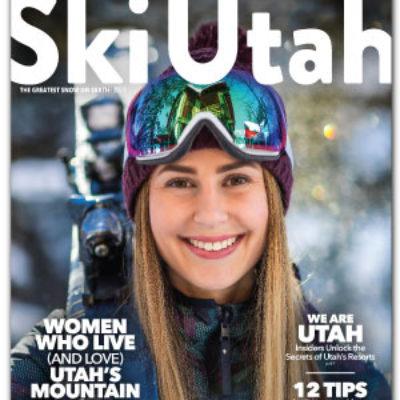 Free Ski Utah Magazine
