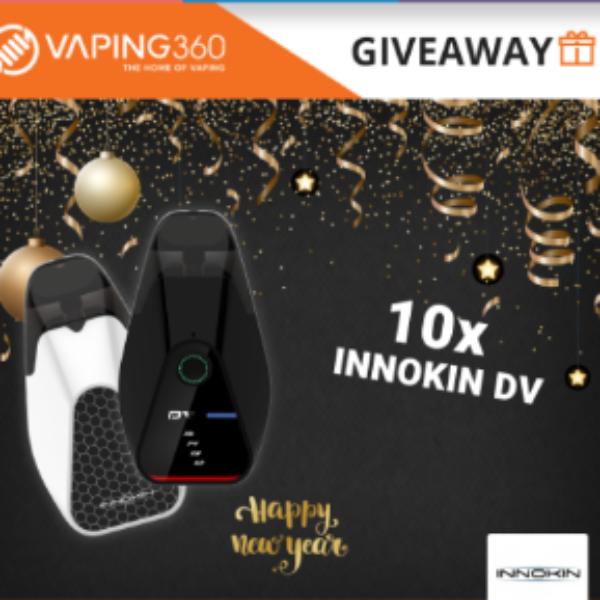 Win an Innokin DV Vape Kit - Oh Yes It's Free