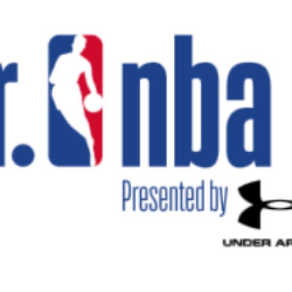 Free Jr. NBA Sticker