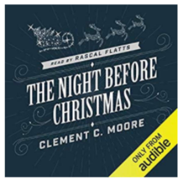 Free The Night Before Christmas Audiobook