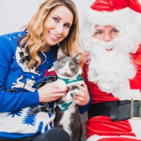 PetSmart: Free Santa Photo Days - Dec 8th & 9th + 15th & 16th