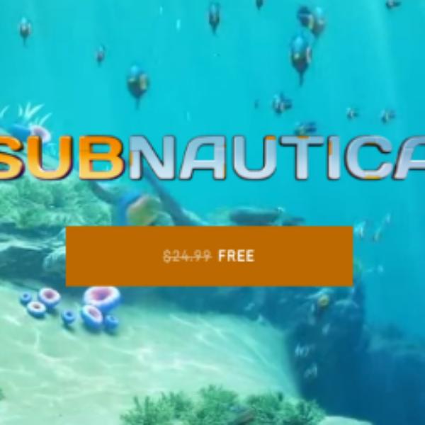 Free Subnautica PC Game Download