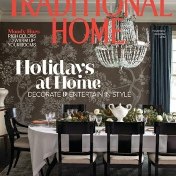 Free Traditional Home Magazine Subscription