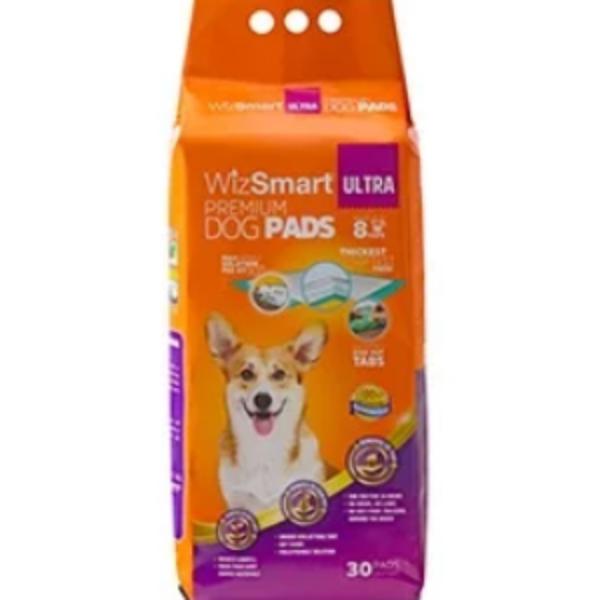 Free WizSmart Dog Pads Sample