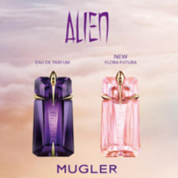 Free Mugler Alien Fragrance Samples