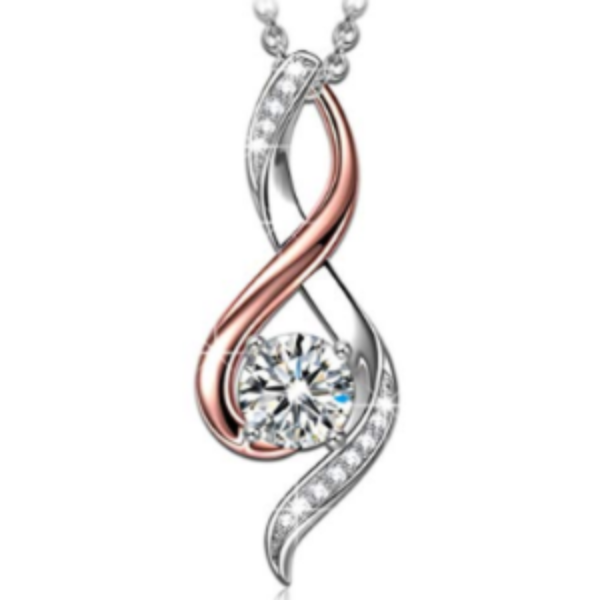 Angel Nina Hands Of Mother Necklace Only $25.99