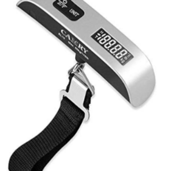 Camry 110 Lbs Luggage Scale Just $9.99