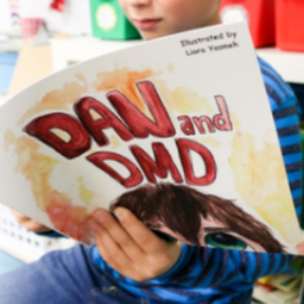 Free Dan And DMD Children's Book