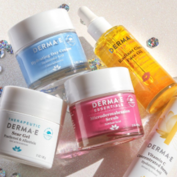 Win a Year's Supply of Derma-E