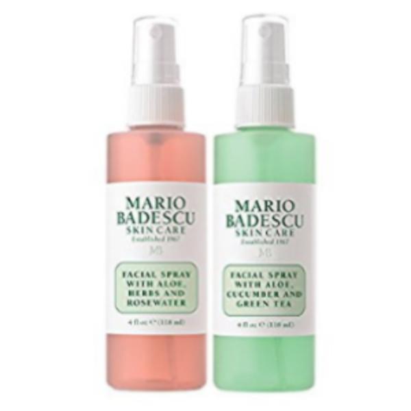 Mario Badescu Facial Spray Duo Just $14.00