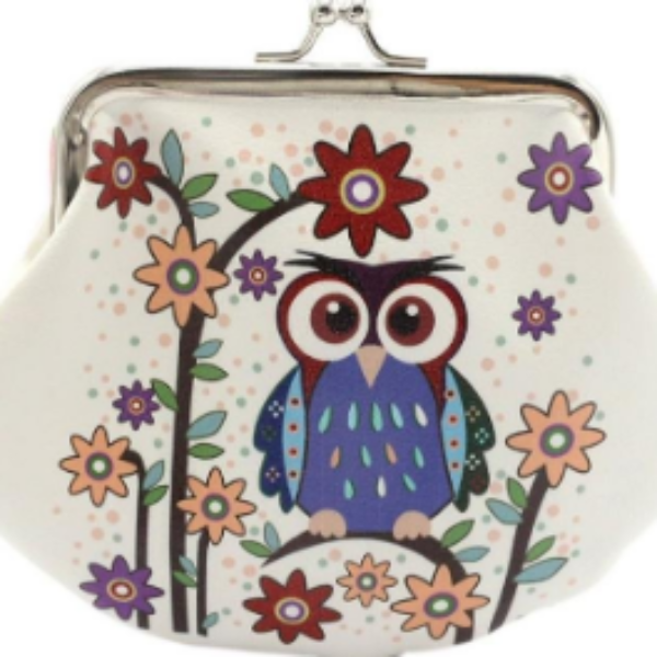 Todaies Retro Style Owl Clutch Just $3.44