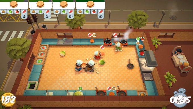 Free Overcooked Game Download - Oh Yes It's Free